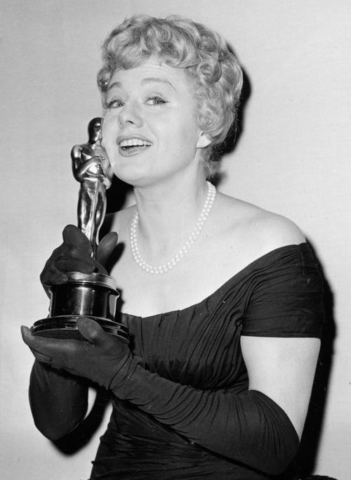 Shelley Winters – from blonde bombshell to force of nature